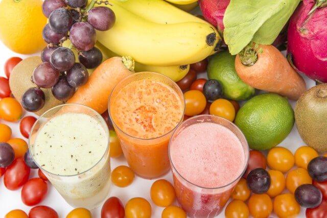 まずは五大栄養素を覚えよう